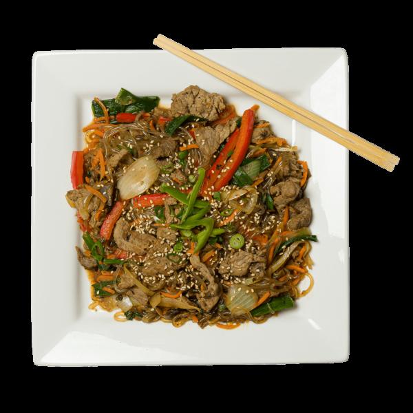 Japchae Meat